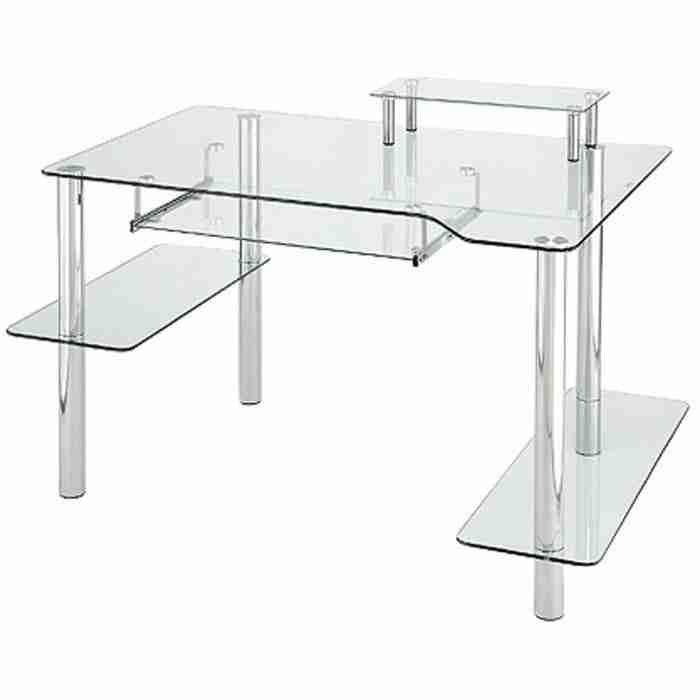 41 Fantaisie Bureau Informatique En Verre Table Design Home Decor Furniture