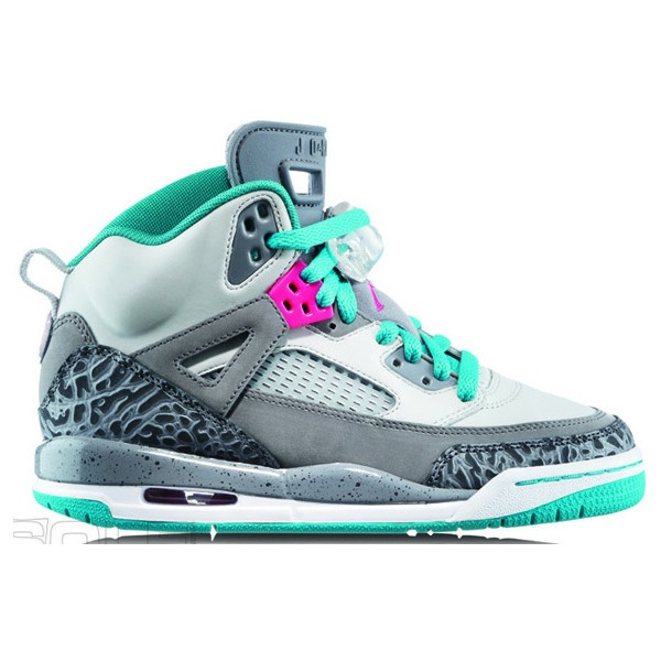 "Jordan Spizike GS ""Miami Vice"" ❤ liked on Polyvore"