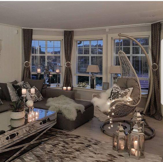 Idée de décoration de salon moderne qui vous inspire – Autour de la France – Recettes, Fitness, beauté, et autres