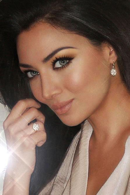 Shaghayegh (Claudia Lynx)  - Beautiful Makeup