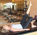 10 Pilates moves - trad'l start