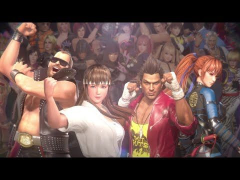 Dead Or Alive 6 Core Fighters Free To Play Trailer Fighter Free To Play Female Fighter