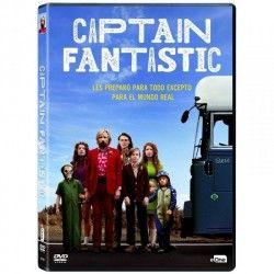CAPITAIN FANTASTIC (Dvd baratos), Dirigida por Matt Ross, Intérpretes: Viggo Mortensen, George MacKay, Missi Pyle, Kathryn Hahn, Frank Langella, Productora Electric City Entertainment - 118 min.