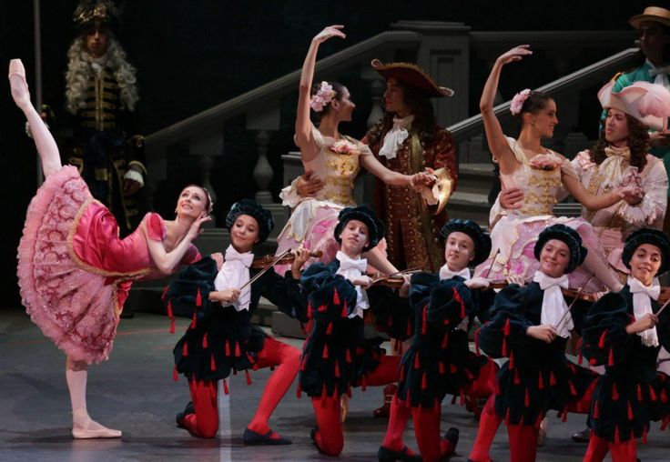 Ratmansky's Sleeping Beauty in Milan casts its magic spell   - Svetlana Zakharova in The Sleeping Beauty – photo by Brescia and Amisano, Teatro alla Scala 2015