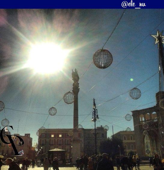 Piazza S.Oronzo a Natale