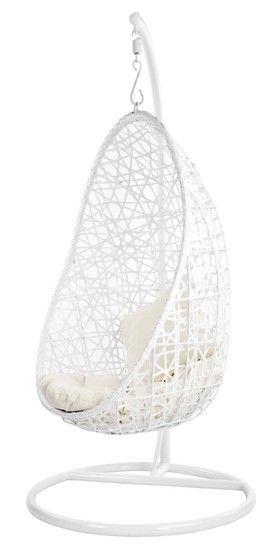 Rotan hangstoel egg chair gemakkelijk online bestellen. Heerlijke lounge rotan hangstoel om lekker te relaxen. Nú lounge egg chair met korting! -