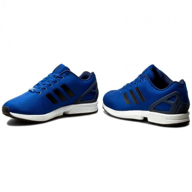 adidas Zx Flux Blue Trainers