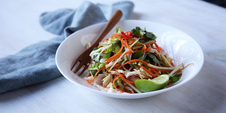 Free Recipe: Vietnamese Chicken Salad