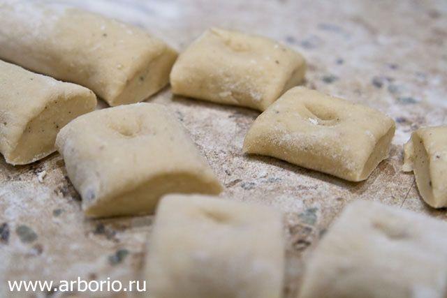 Итальянские картофельные ньокки | Кулинарные заметки Алексея Онегина