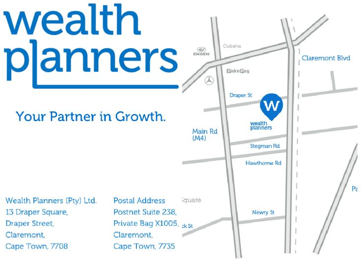 """Wealth planners (Pty) Ltd is a Cape Town based financial planning firm. Growth is their true north. Security and Consistency is something they never fall short of. A brand geared for the future. Wealth planners -""""Your Partner in Growth.""""   Check out their website: http://snip.ly/NRhD"""