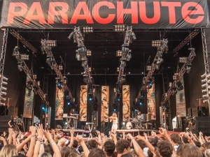 Performance at Parachute 2013 (Source: Supplied)