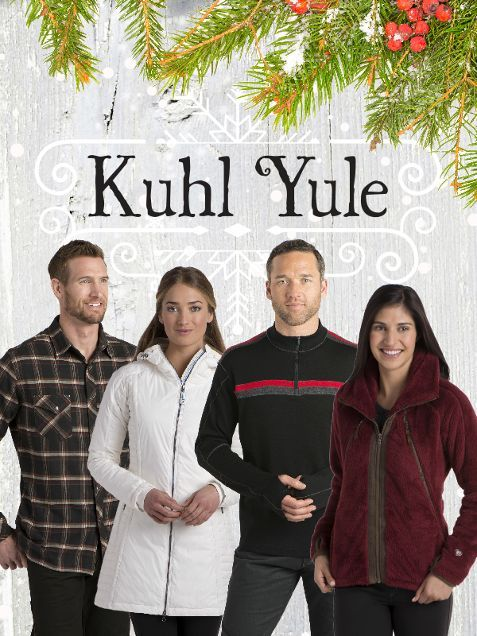 WOMEN'S AND MEN'S KUHL SPORT AND OUTDOOR APPAREL AT FROSTSHOES.COM AND ROBERT FROST STORES