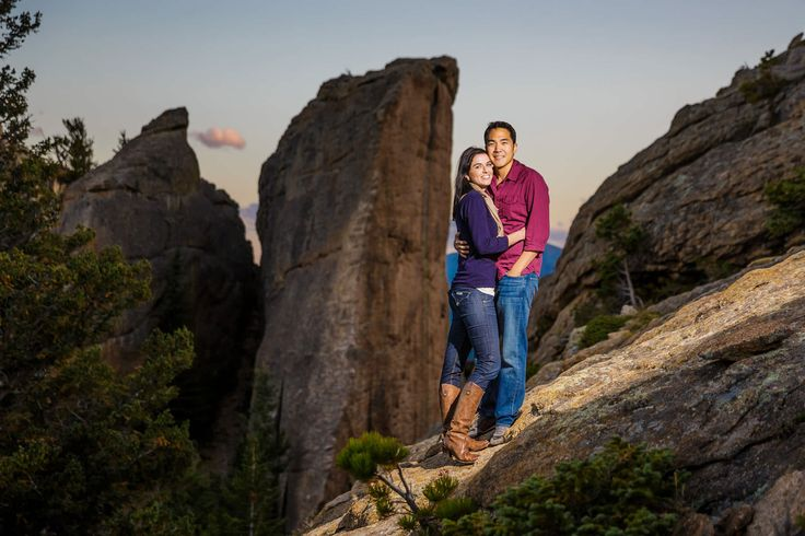 Rocky Mountain National Park Engagements