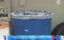 Ministerio De Salud Pública Inicia Campaña De Orientación Contra El Dengue En Santiago #Video