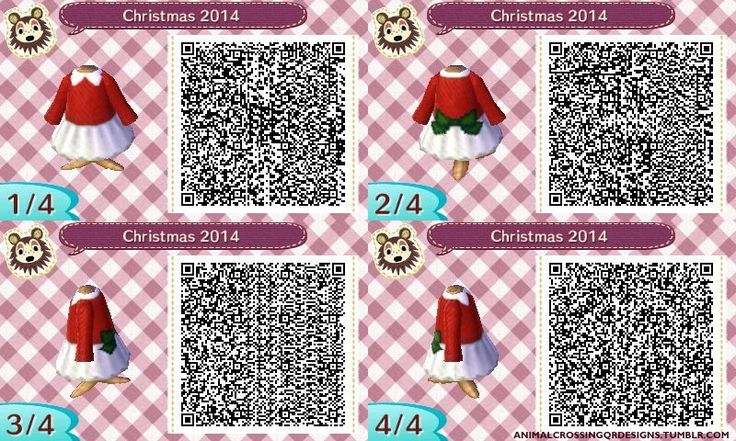Animal crossing new leaf qr code dress