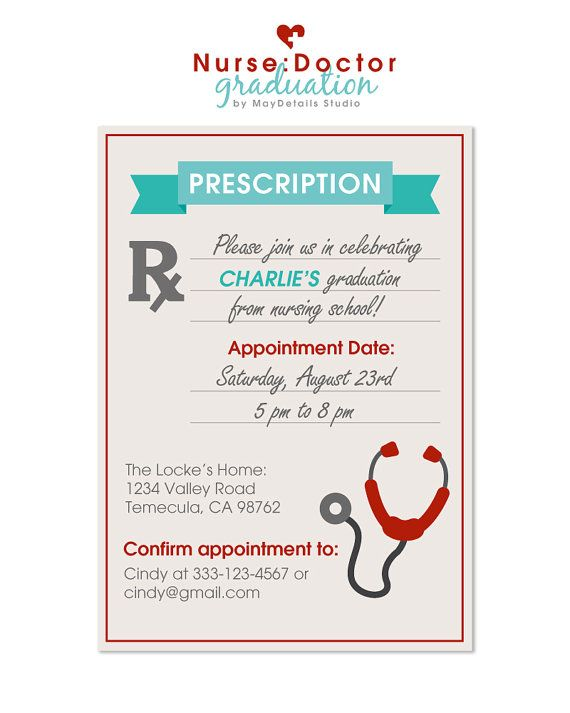 best 25+ doctor party ideas on pinterest | medical party, nurse, Birthday invitations