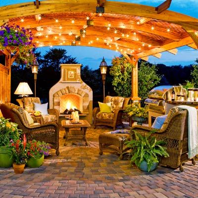 1000 images about outdoor patio on pinterest outdoor for Cuisine kitchen polmont