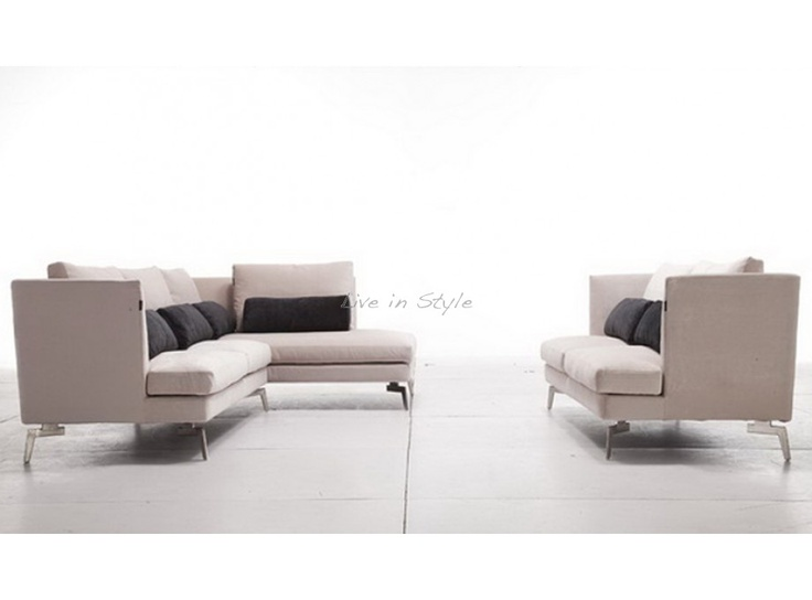 10 best 2M Sofa images on Pinterest Couches, Canapes and Settees - design sofa moderne sitzmobel italien