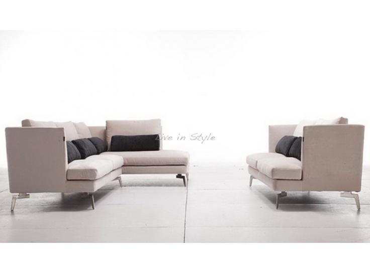Roma Design Italian Sofa