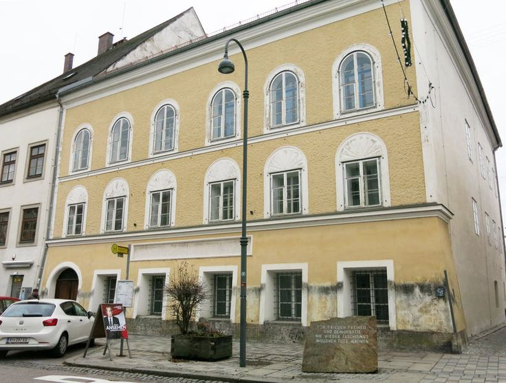 For Austria, A Tough Choice On What To Do With Hitler's Birthplace : Parallels : NPR