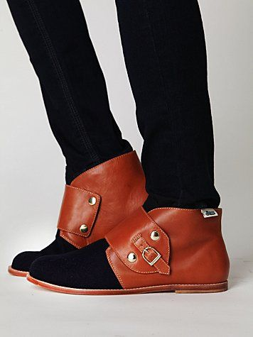Sloane Ankle Boot By Bass / Free People