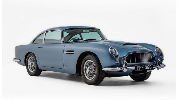 1962 Aston Martin DB5