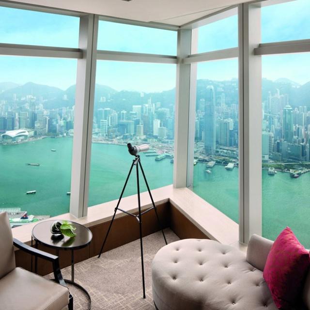 The Ritz-Carlton @ Hong Kong