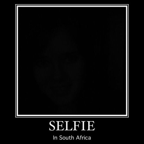 In the news today: Eskom prevents South Africans to take selfies! Enjoy the Shit South Africans Say!