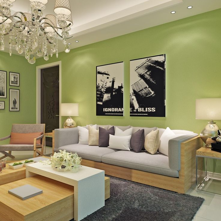 25 best woonkamer groene muur images on Pinterest | Apartments ...