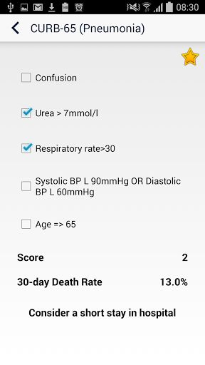 ** Health & Medical Calculator by Caddy is the simplest and most user-friendly app for everyday clinical use**   <p>• 125+ different health & medical calculators.<br>• Antibiotic guidelines.<br>• Gives recommendations based on health & medical calculator outcome.<br>• Swipe between 'Equations', and 'Antibiotics' <br>• Frequently updated to the latest clinical scores. <p>**List of Health & Medical Calculators**<br>• A-a Oxygen Gradient calculator <br>• Absolute Neutrophil Count<br>• ABCD2…