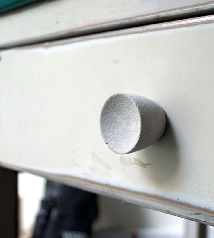 Concrete Knobs