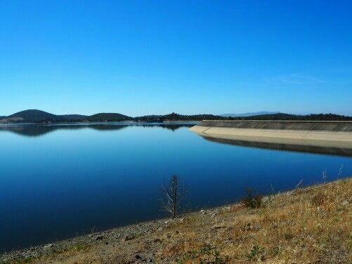 Week 2 - Traditional Landscape. Sugarloaf Reservoir, Victoria, Australia.