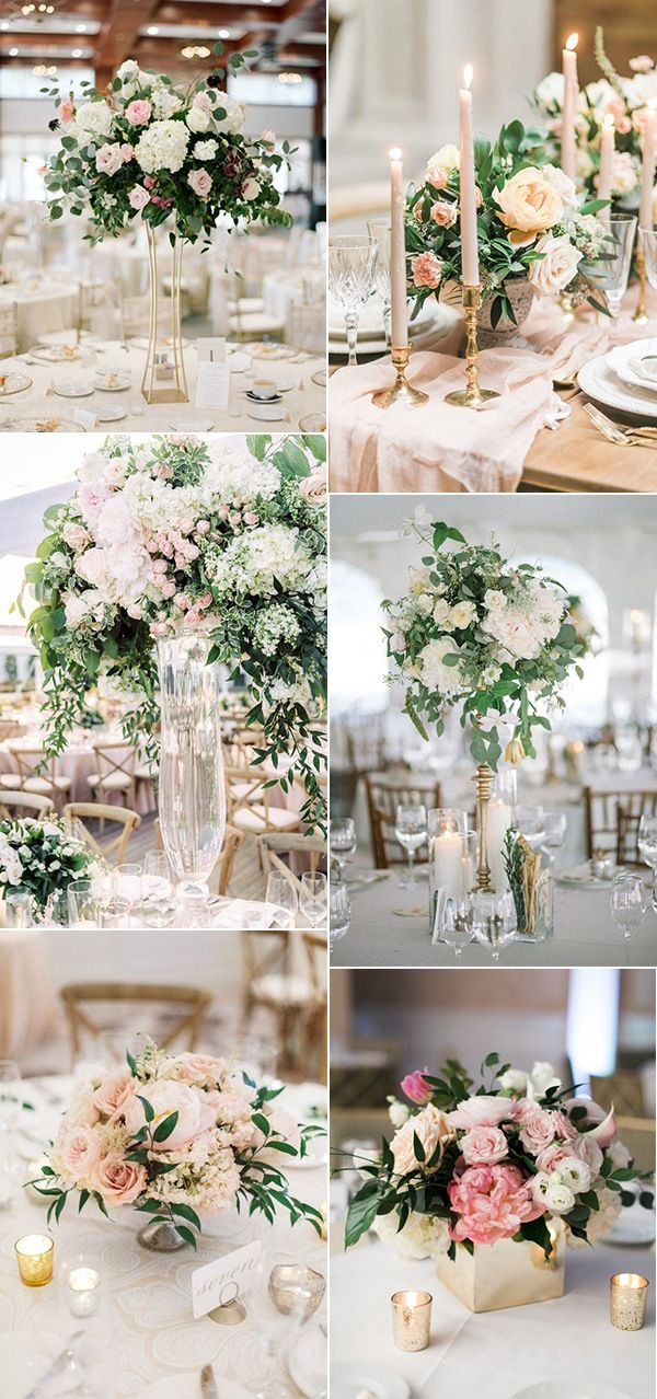 20 Breathtaking Wedding Centerpiece Ideas For Spring 2021 Emmalovesweddings Spring Wedding Decorations Spring Wedding Centerpieces Wedding Centerpieces