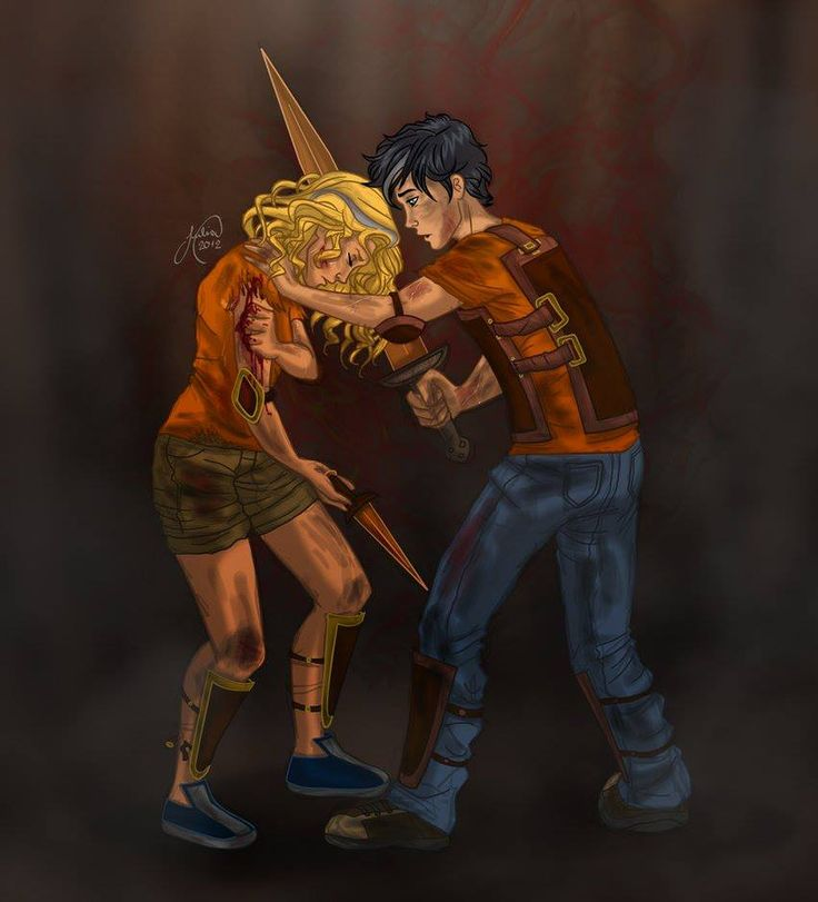Percy and annabeth hook up fanfic
