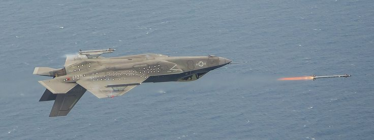 """The Aviationist » """"Because I Was… Inverted!"""" Everything You Need To Know About The Photo Of An F-35C Firing An AIM-9X During Inverted Flight"""
