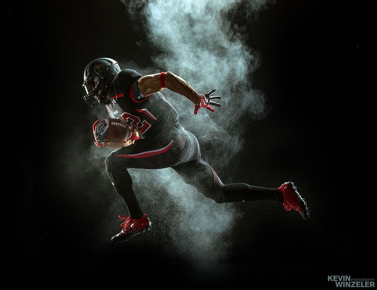Football Run - hall of fame by KevinWinzeler.com  ~ sports, lifestyle, via 500px