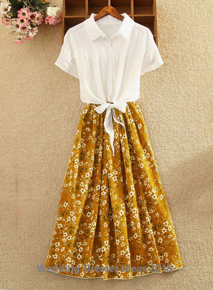 11 Trending Flower Dresses for the Spring #summer
