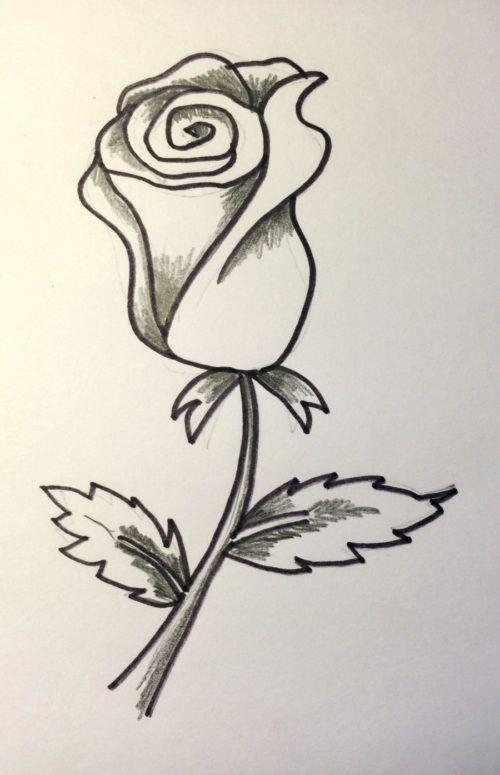 Dibujos Bonitos De Amor Dibujos Románticos Para Pintar Dibujo