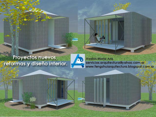 Arquitectura y feng shui proyecto de arquitectura for Piscina sustentable