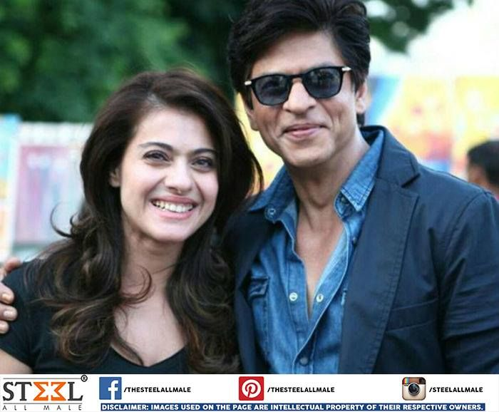 Comment YES if you are going to watch 'Dilwale' only because of Kajol and ShahRukh Khan smile emoticon  We know everyone of you are eagerly waiting for 'Dilwale' to release on this 18th ! But do you know this romantic jodi is reuniting on silver screen after a gap of five years :)  #Dilwale #ShahrukhKhan #Kajol #Movie #Bollywood #Menswear #Movies #BlockBuster #BoxOffice #Suit #Shirts #Style #Attitude