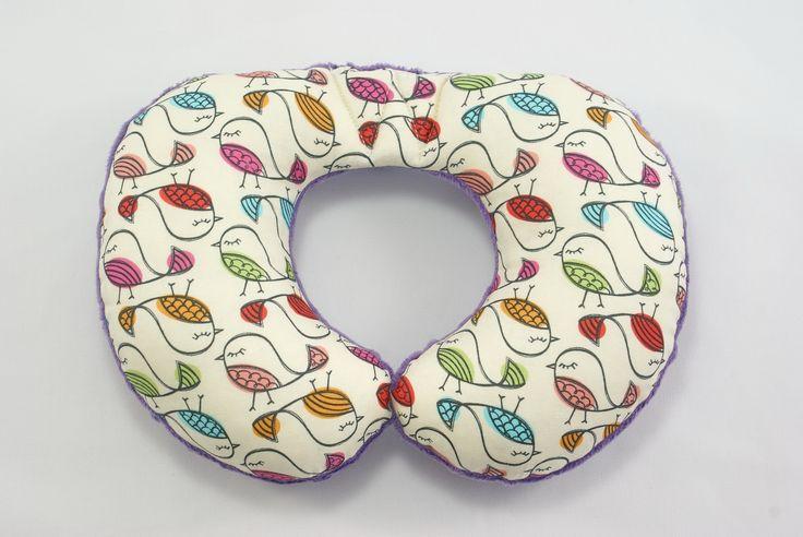 #birds #bird #handmade #pillow #travelpillow #kids #kidspillow #littlesophie #littlesophiepl #minky