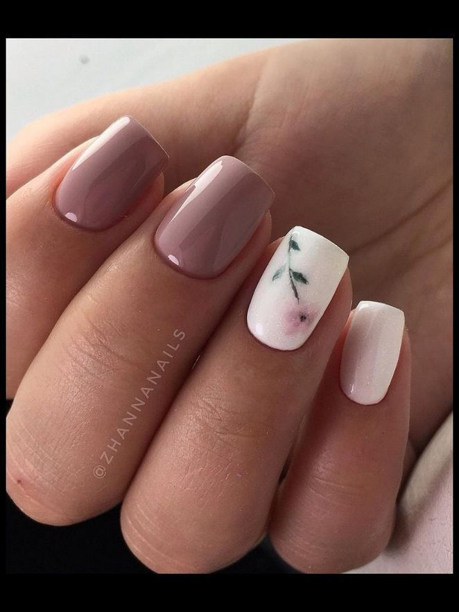 The Good The Bad And White Nails With Designs Summer Nailart Art Ideas Restbytes Com Short Nail Designs Simple Nails Nail Designs Spring