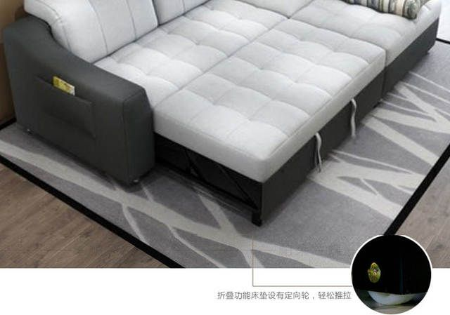 Online Shop Fabric Sofa Bed With Storage Living Room Furniture Couch Living Room In 2020 Sofa Bed With Storage Sofa Bed For Small Spaces Storage Furniture Living Room
