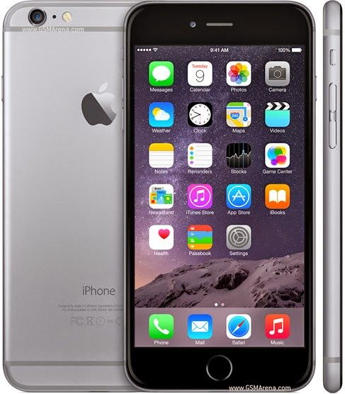 Harga, Spesifikasi Dan Kelebihan iPhone 6 Plus Indonesia | HCMN TEKNOLOGI