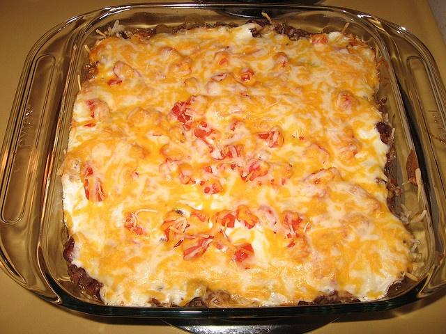 Fiesta Taco Casserole » Jenn Cooks » Blog Archive