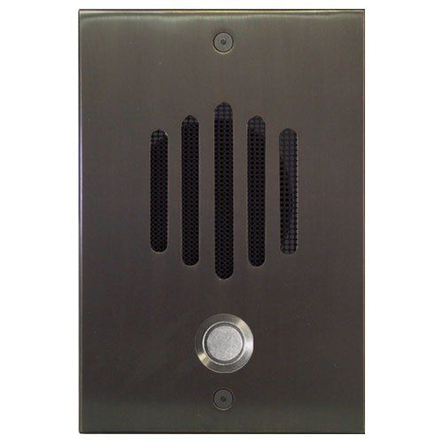 Front Door Intercoms: Channel Vision DP-6252C Doorphone, Intercom, Wide Color