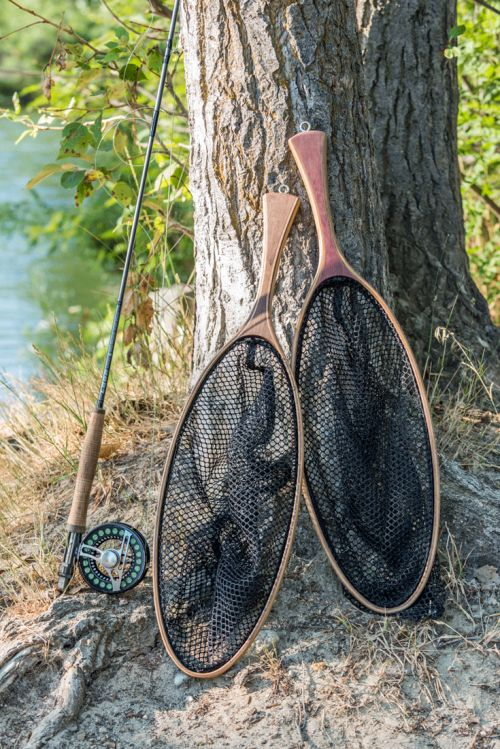 75 best images about creels nets on pinterest for Best fly fishing nets