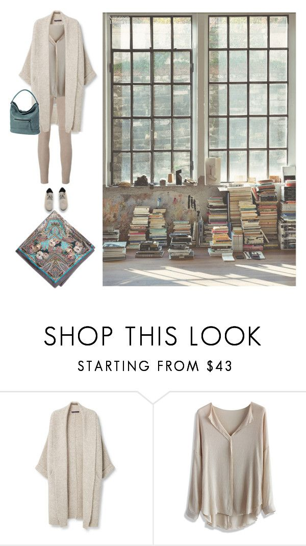 """""""19.4.2016"""" by pure-emotion-by-violetta ❤ liked on Polyvore featuring MANGO, Chicwish, Steffen Schraut, Donna Carolina and Longchamp"""