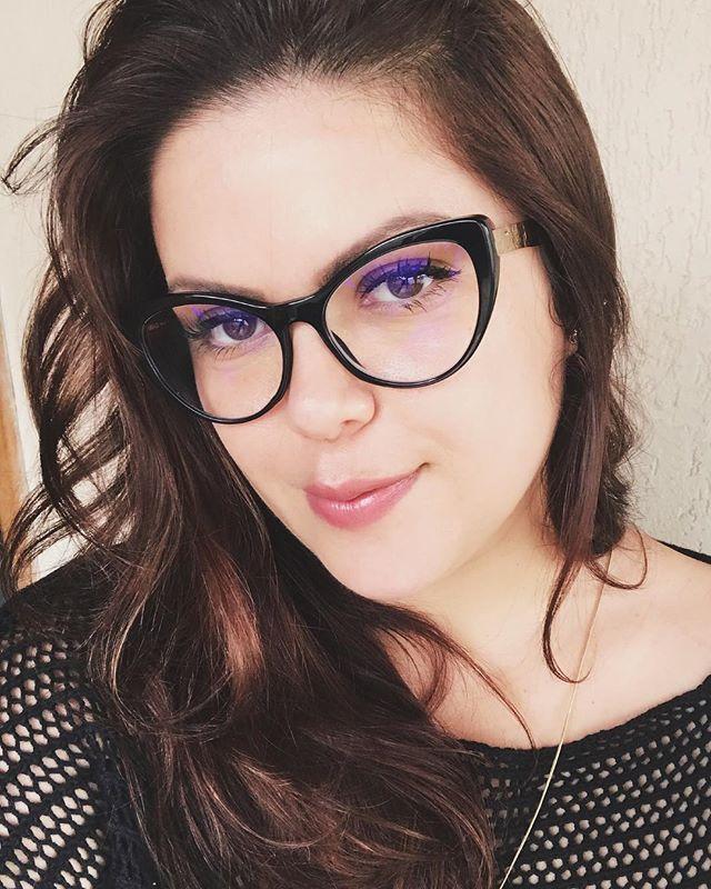 Vamos pra real aqui  Vamos! Seguinte  tô amando os óculos novos ... 86047a934d