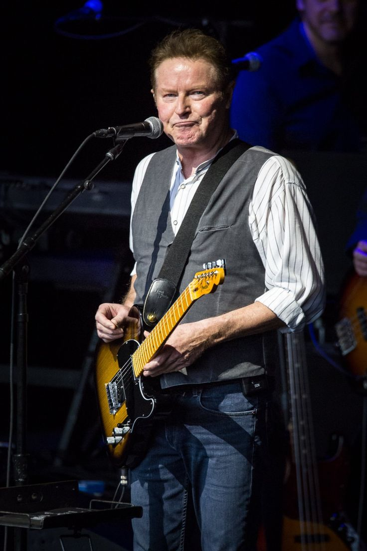 He's the closest you'll get to seeing the Eagles in concert. Don Henley performed Eagles hits, solo songs and more as his tour stopped in Metro Detroit on August 20. 2016 (Meadow Brook Amphitheatre).